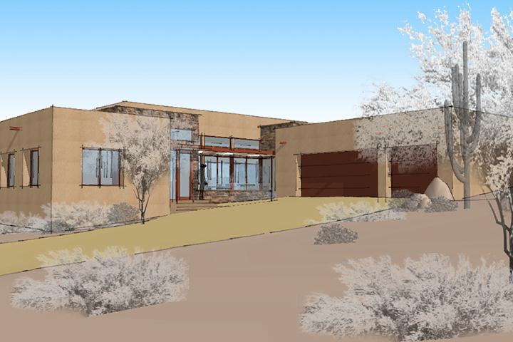 Sonoita Ranch House