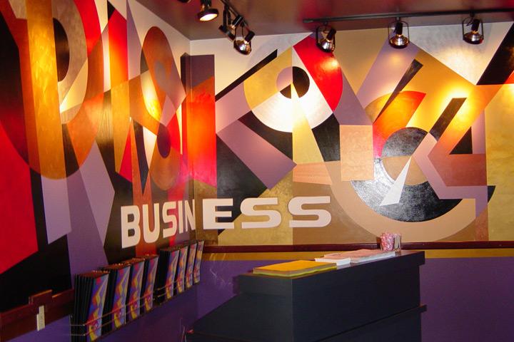 Risky Business Restaurant & Bar